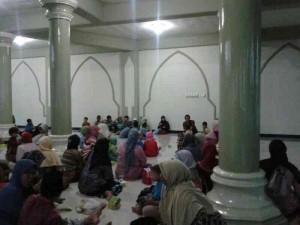 suasana Berkarya Surabaya di Masjid Ash Sa'ada Keputih