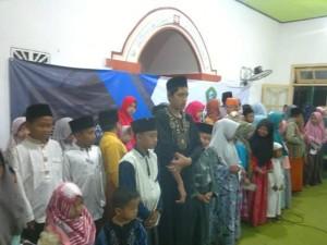 Santunan anak yatim piatu dlu'afa Sukorejo-Pasuruan