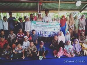 Santunan Berkarya Cabang Aceh