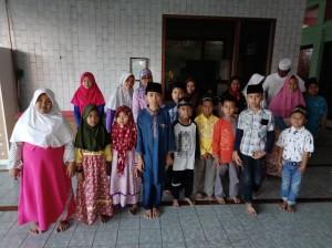 Santunan berkarya wilayah cabang Surabaya Jumat,28 September 2018 pukul: