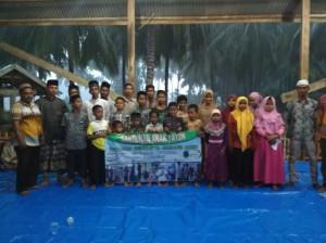 Santunan wilayah Aceh Utara