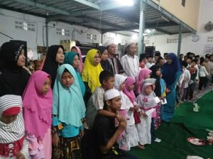 Undangan santunan anak yatim berkarya Jombang