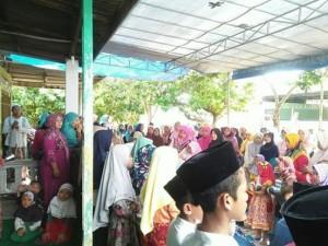 Santunan anak yatim berkarya cabang Jombang