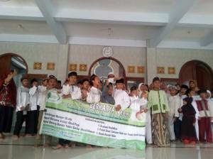 Santunan Anak Yatim Wilayah Kediri