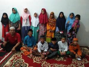 Foto Dokumentasi Santunan Wilayah