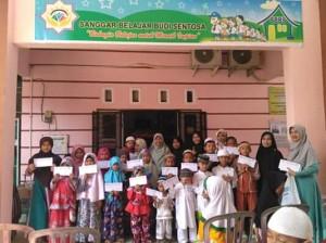 Santunan Anak Yatim Berkarya Cabang Palembang