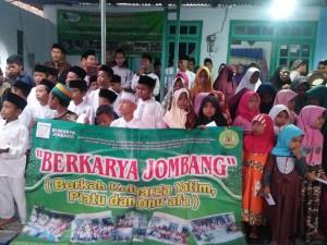 santunan anak yatim cabang Jombang