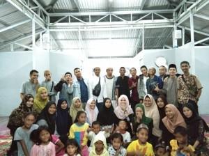 Santunan Ramadhan Yayasan Berkarya Palu