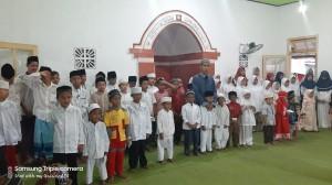 Foto Dokumentasi Kegiatan Santunan Anak Yatim Yayasan Berkarya Cabang Pasuruan
