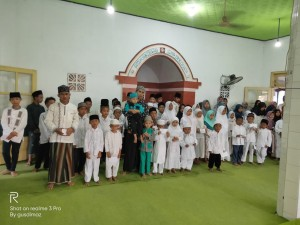 Foto Dokumentasi Santunan Anak Yatim Yayasan Berkarya Pasuruan