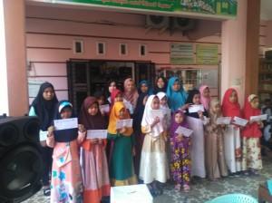 foto dokumentasi santunan berkarya Palembang
