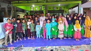 Santunan Yayasan Berkarya Cabang Sumberanyar